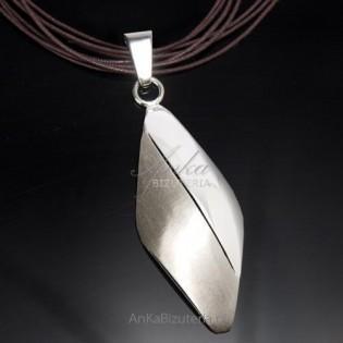 WISIOR srebrny duży