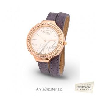 Zegarek Swarovski Luxer - Duży piękny zegarek