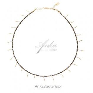 Biżuteria srebrna BOSKA kolekcja z cyrkonami - pozłacana